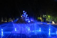 Varna - Sea garden (lyura183) Tags: bulgaria  varna  night bynight