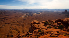 Islands in the Sky - Canyonlands, Utah (Markus Hill) Tags: utah canyonlands park nature desert canyon natur landscape landschaft wideangle weitwinkel usa amerika travel canon 2016 outdoor