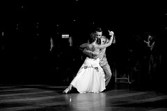 Javier and Fatima (nobida) Tags: tango argentinetango tangofestival