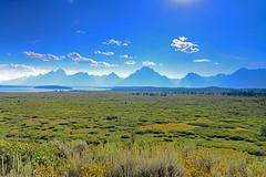 Jackson Lodge Overlook (MoodyGoat) Tags: jaksonlodge jacksonhole wyoming mountains valley tetons