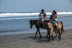 Caballos (Nebelkuss) Tags: kuta bali indonesia playas beach caballos horses mar sea elzoohumano thehumanzoo fujixe1 fujinonxf1855