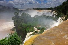 Iguazu Falls (Gregor  Samsa) Tags: argentina trip exploration journey adventure roadtrip december summer waterfall waterfalls fall falls river water iguazufalls iguazu iguazfalls iguaz iguassufalls iguassu iguaufalls iguau iguazuriver
