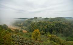 Budinak (01) - misty day (Vlado Fereni) Tags: foggy misty mistyday budinak zagorje hrvatska hrvatskozagorje croatia mountains nikond600 nikkor173528 cloudy clouds autumn