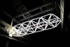 Naxoshalle (patricklange) Tags: frankfurt ffm luminale 2016 light art kunst licht lichtkunst