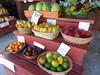 Hawaiian Tropical Fruit (jimmywayne) Tags: hawaii hawaiicounty fruitstand fruit bigisland tropical southkona