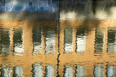 motala strm V (gunnar.berenmark) Tags: norrkping sweden sverige water surface mirror spegling vatten yta motalastrm