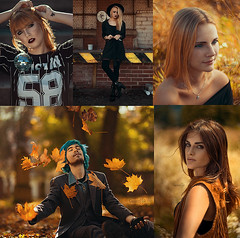 How to create cool photo effects with simple household items by CHRISTINA KEY (christinakeykeykey) Tags: portrait tips outdoor models sexy beautiful summer boho autumn fall colours boy hair girl love young man woman style inspiration cool glamour swirly bokeh christina key berlin fashion blog germany