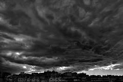 Greece-Thessaloniki (Dimitris Georgitzikis) Tags: clouds sky cityskyline storm macedoniagreece