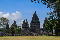 Prambanan (Pei Chen Lu) Tags: prambanan jogjakarta yogyakarta temple hindu outdoor architecture indonesia    travel