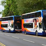 Stagecoach North East: 10647 / SN16OZC