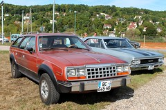 AMC Eagle Wagon (seb !!!) Tags: amc eagle wagon break station 2016 auto automobile automovel automovil automobil berline canon 1100d cars anciennes ancienne old oldtimers youngtimers populaire mantes la jolie american car festival show seb france voiture wagen america americaine amerique usa us united state photo picture foto image bild imagen imagem marron brown marrom marrone braun classique classic klassic 4x4 tout terrain four wheel drive all
