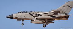 Panavia Tornado IDS: Italian AF (M.M. 7082 6-62) (Ignacio Ferre) Tags: italianairforce italy aircraft airplane military avin aviation fighter tlp tacticalleadershipprogramme landing nikon albacete spain losllanos leab panaviatornadoids tornado