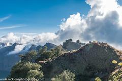Rinjani Rim (Nick Lens Photography) Tags: rinjani nikon nikkor leefilters hikking trekking volcano