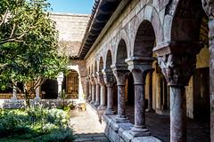 The Cloisters (Phil Roeder) Tags: newyorkcity nyc manhattan metropolitanmuseumofart cloisters medievalart artmuseum art leica leicax2