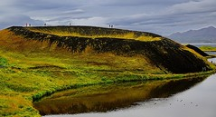 _DSC3533 (andoni.guridi) Tags: myvatn lago lake iceland islandia summer verano uda agosto august paisaje landscape