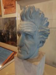 Andrew Jackson (sftrajan) Tags: thecabildo neworleans historymuseum muse andrewjackson sculture head escultura cabeza museo 19thcentury sigloxix louisianastatemuseum warof1812 battleofneworleans