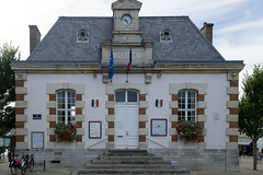 townhall of Wissant