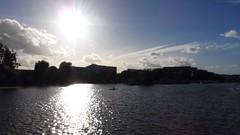 (mela91e) Tags: watersport water sun canoe canoeing