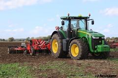 IMG_2322 (lesleydoubleday) Tags: langar farming farmmachinery johndeere johndeere50thcelebration tractor
