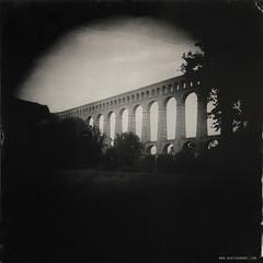 Roquefavour (Boris Dumont) Tags: ambrotype collodion aqueduc largeformat camera roquefavour