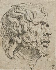 Rubens - Bust of Seneca in profile (petrus.agricola) Tags: peter paul rubens seneca dying death mourant morente sterbend