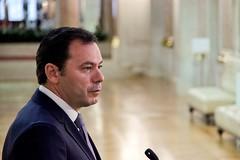 Luís Montenegro na Assembleia da República
