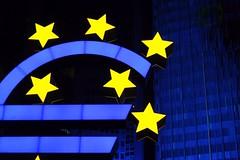 Euro (patricklange) Tags: frankfurt ffm luminale 2016 light art kunst licht lichtkunst