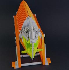 Altura 2nd (08) (F@bz) Tags: lego moc sf starfighter spaceship brickseparator orange space scifi