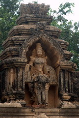 Indra on an elephant (VinayakH) Tags: bhoganandeeshwaratemple karnataka india temple nandihills chikkaballapura chola ganga hoysala tipusultan religious historic