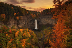 What Dreams May Come (bprice0715) Tags: canon canoneos5dmarkiii canon5dmarkiii landscapephotography landscape nature naturephotography taughannokfalls autumn fall fallfoliage foliage waterfall dreamy sunset colorful colors serene outdoor beauty beautiful beautyinnature