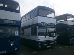 520 @ Donington Park (ianjpoole) Tags: khct mcw metrobus sag520w 520 showbus 2016 donington park