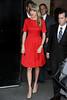Taylor Swift (Jan Grøndrup) Tags: red usa newyork sexy beautiful blonde lipstick challenge reddress goodmorningamerica newalbum fotofight taylorswift iphone5 nudeheels