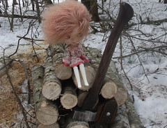 Blythe got lumberjackness