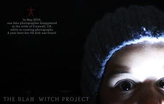 Blah witch (123/365 2013; week18)