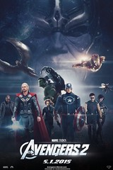 The Avengers 2 (Fan Made) Poster (DiamondDesignHD) Tags: world man black dark iron wasp earth space ant ironman galaxy captain falcon hawkeye thor marvel stark widow panther captainamerica avengers tonystark theavengers antman thanos avengers2 diamonddesignhd
