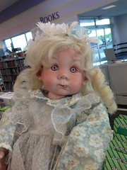 Only at GoodWill. (blackthorne56) Tags: world doll ugliest goodwill