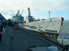 San Francisco - USS Pampanito (persnickety_miss) Tags: sanfrancisco california water ship sub navy submarine uss pampanito usspampanito