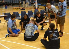 130521-Z-OU450-095 (North Carolina National Guard) Tags: basketball golf competition volleyball chapelhill unc airrifle boccia smithcenter universityofnorthcarolinaatchapelhill woundedwarriors valorgames bridgeiisports