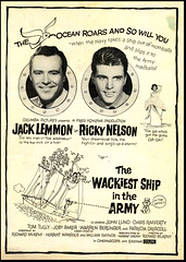 The Wackiest Ship In The Army (Harald Haefker) Tags: pictures cinema film promotion vintage magazine ads movie print advertising pub kino publicidad reclame ad cine retro anuncio advertisement nostalgia advert 1960s werbung publicit magazin reklame 1961 affiche publicitario cin pubblicit motionpicture rclame thewackiestshipinthearmy cinematgrafo celluloide cinoche pubblicizzazione