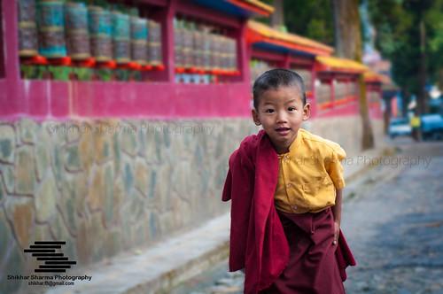 Enchey Monastry, Sikkim
