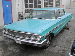 1964 Ford Galaxie 500 (splattergraphics) Tags: ford galaxie 1964 glenburniemd