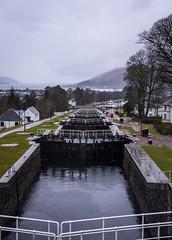 Top of the Lock (glomacphotos) Tags: scotland banavie