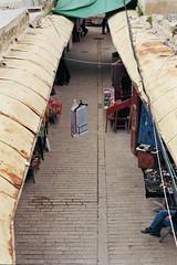 Palestine and Israel (Carl Alighieri) Tags: school color colour art st analog photography israel photographie palestine kunst border free east carl middle osten palstina kolleg naher analouge blasien mittlerer analoug crwell
