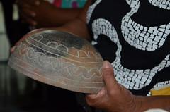Visita das ceramistas  Reserva Tcnica Berta Ribeiro (MUSEU DO NDIO / pgina oficial) Tags: do museu rj arte cermica da botafogo terra suru indgena ndio asurini seminrio terena karaj ceramistas etnias