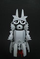 Kwyllorian (Karf Oohlu) Tags: lego moc space scifi alien organicmachinelife livingmachine