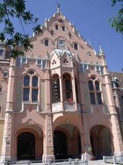 City Hall, Kecskemt, Hungary (Norbert Bnhidi) Tags: hungary kecskemt ungarn hungra hongrie ungheria hungria hongarije  magyarorszg ketschkemet  kekemet kekemit
