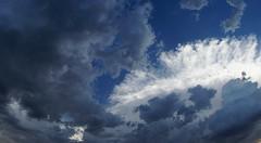 eVENT hORIZON 1 (wNG555) Tags: 2016 arizona phoenix weather monsoon clouds sky samyang samyang12mmf28 fisheye monsoon2016