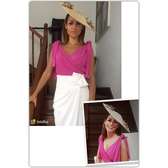 Hoy en el blog/today on the blog ~~Buen finde a todos!!!! Sed felices!  #elblogdemonica #panambi #invitadasperfectas #tocados #diseo #inspiration #instsgram #elegant #elegance #lookoftheday #looks #ootd #happy #blogger #tagsforfollow #tag (elblogdemonica) Tags: ifttt instagram elblogdemonica fashion moda mystyle sportlook springlooks streetstyle trendy tendencias tagsforlike happy looks miestilo modaespaola outfits basicos blogdemoda details detalles shoes zapatos pulseras collar bolso bag pants pantalones shirt camiseta jacket chaqueta hat sombrero