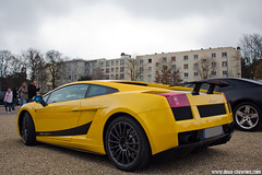 Cars & Coffee Paris 03/2012 - Lamborghini Gallardo Superleggera (Deux-Chevrons.com) Tags: lamborghinigallardosuperleggera lamborghinigallardo lamborghini gallardo superleggera car coche voiture auto automobile paris france carscoffee automotive supercar supercars exotic exotics gt sportcar sport sportive classic classique ancienne collection collectible collector