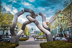 Kurfürstendamm - Berlin (Stratos28) Tags: berlin germany kufurstedam nikon d750 monument modern art outdoor travelphotography